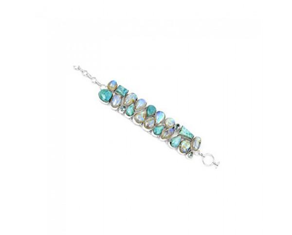 jewels jewelry bracelets bracelets gemstone gemstone silver bracelet topaz bracelets