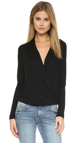 top long black
