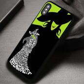 phone cover,music,broadway musical,wicked,iphone case,iphone cover,iphone,iphone x case,iphone 8 case,iphone 8 plus case,iphone 7 plus case,iphone 7 case,iphone 6s plus cases,iphone 6s case,iphone 6 case,iphone 6 plus,iphone 5 case,iphone 5s,iphone 5c,iphone se case,iphone 4 case,iphone 4s