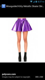 skirt,purple,purpleskirt,leather skirt