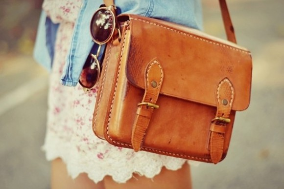 bag satchel vintage