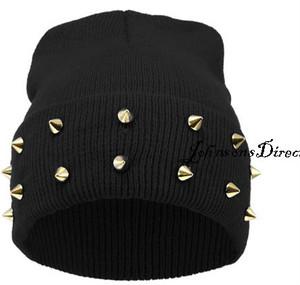 Studded Beanie: Hats | eBay