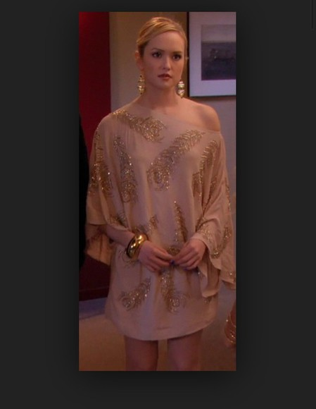 dress serena van der woodsen gossip girl charlie rhodes gossip girl dress nude nude dress blair waldorf clothes feathers diamonds embellished dress