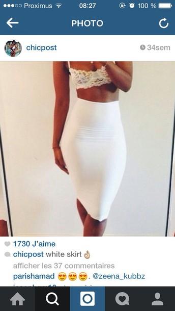 skirt withe skirt