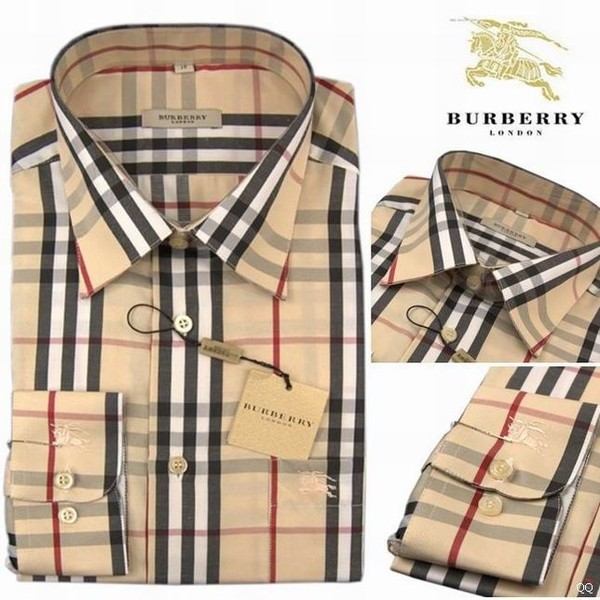 shirt real burberry