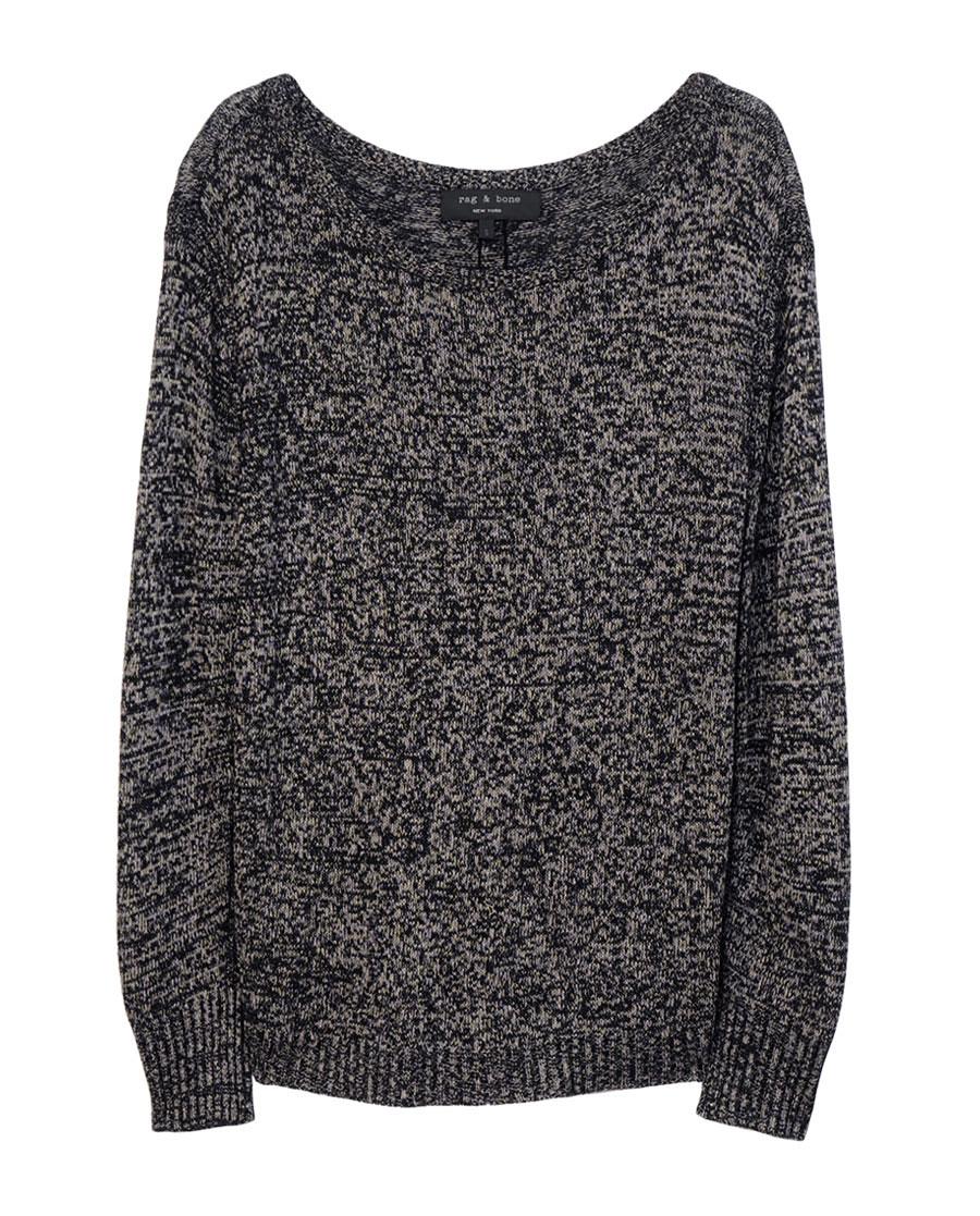 Melanie Oversized Pullover | rag & bone Official Store