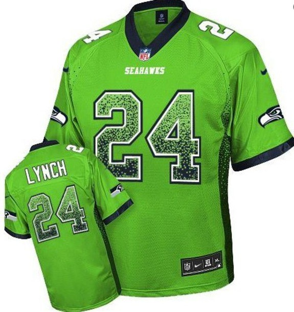 marshawn lynch jersey