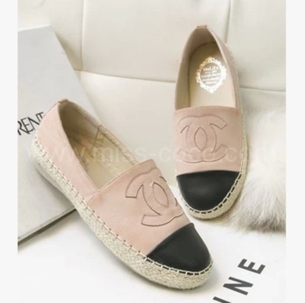 Shoes Chanel Shoes Chanel Espadrilles Women Chanel