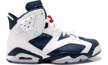 Air Jordan VI (6) Retro Olympic 2012