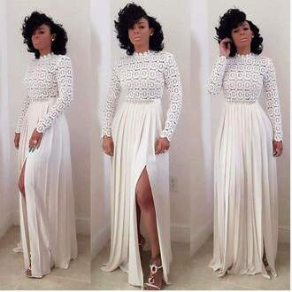 dress white dress maxi dress pleated dress long dress