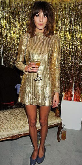 sequin vintage mini dress gold sequin embellishment embellishments