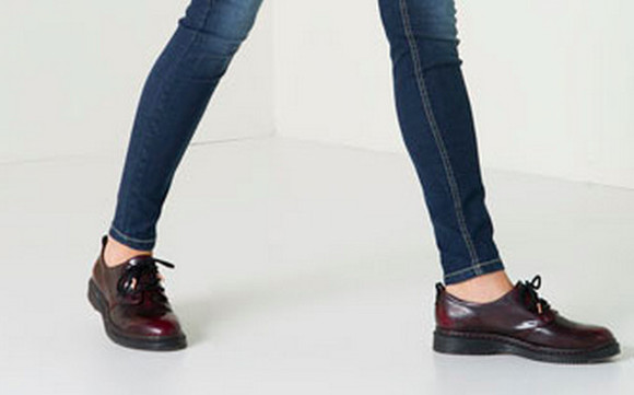 shoes derbies casual chic chaussures