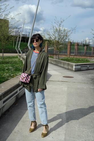 punky b blogger jacket shoes t-shirt