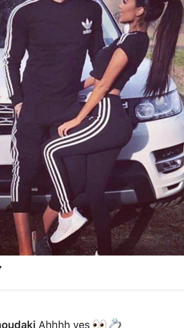 pants adidas pants set
