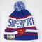 New superman batman baggy winter warm beanie knit crochet ski hat cap crochet | ebay