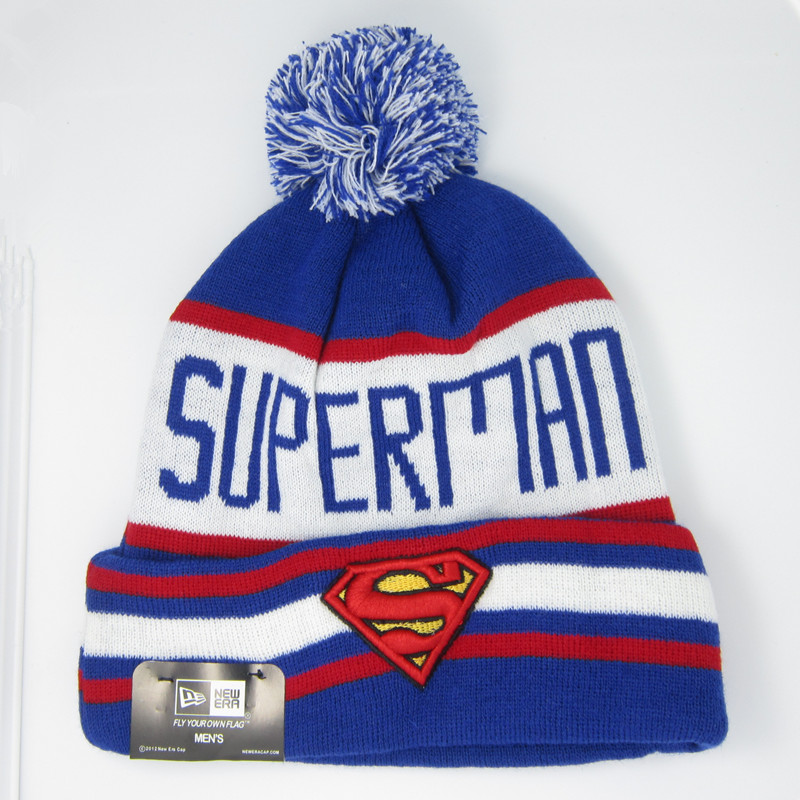 New Superman Batman Baggy Winter Warm Beanie Knit Crochet Ski Hat Cap Crochet | eBay