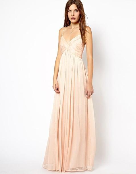 dress long bridesmaid dress