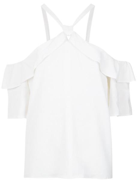 Olympiah blouse women white top