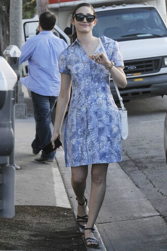 dress summer dress summer outfits emmy rossum