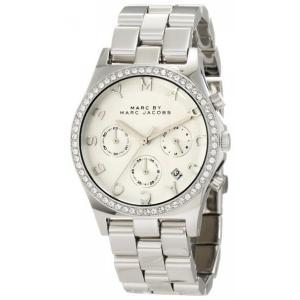 Marc by Marc Jacobs Silver Henry Watch - Sale