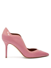 pumps,leather,pink,shoes