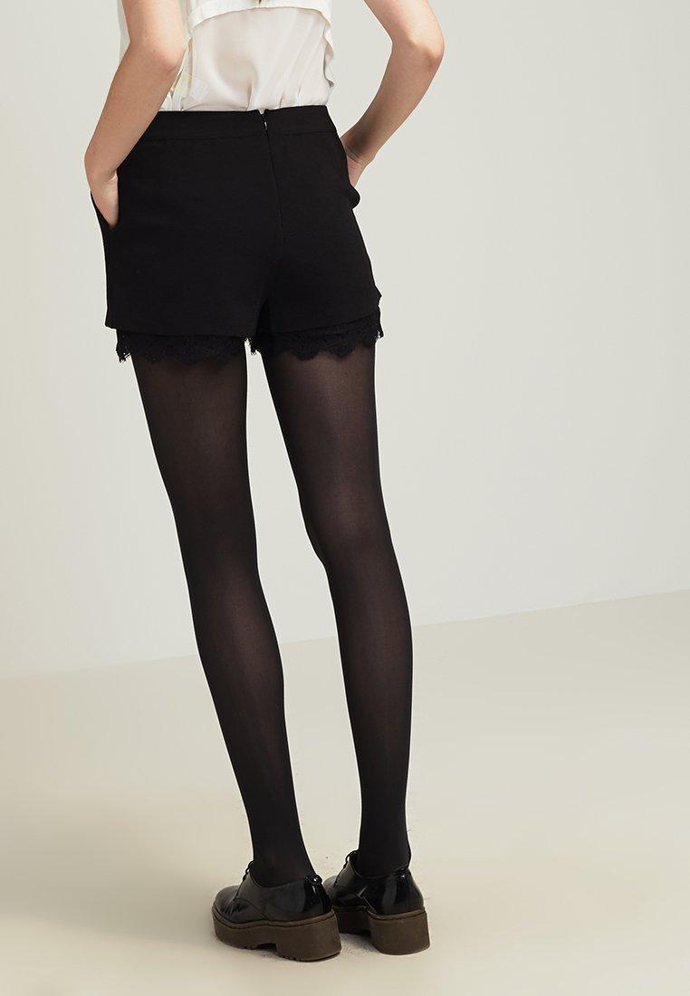 Topshop Shorts - black - Zalando.de