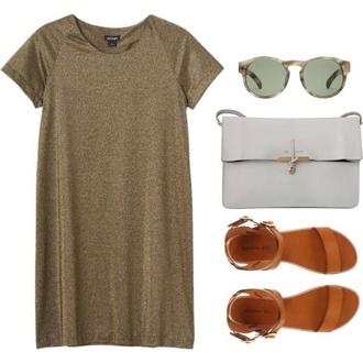 dress shirt dress t-shirt dress sandals casual shoes