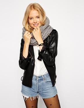ASOS | ASOS Rib Snood at ASOS