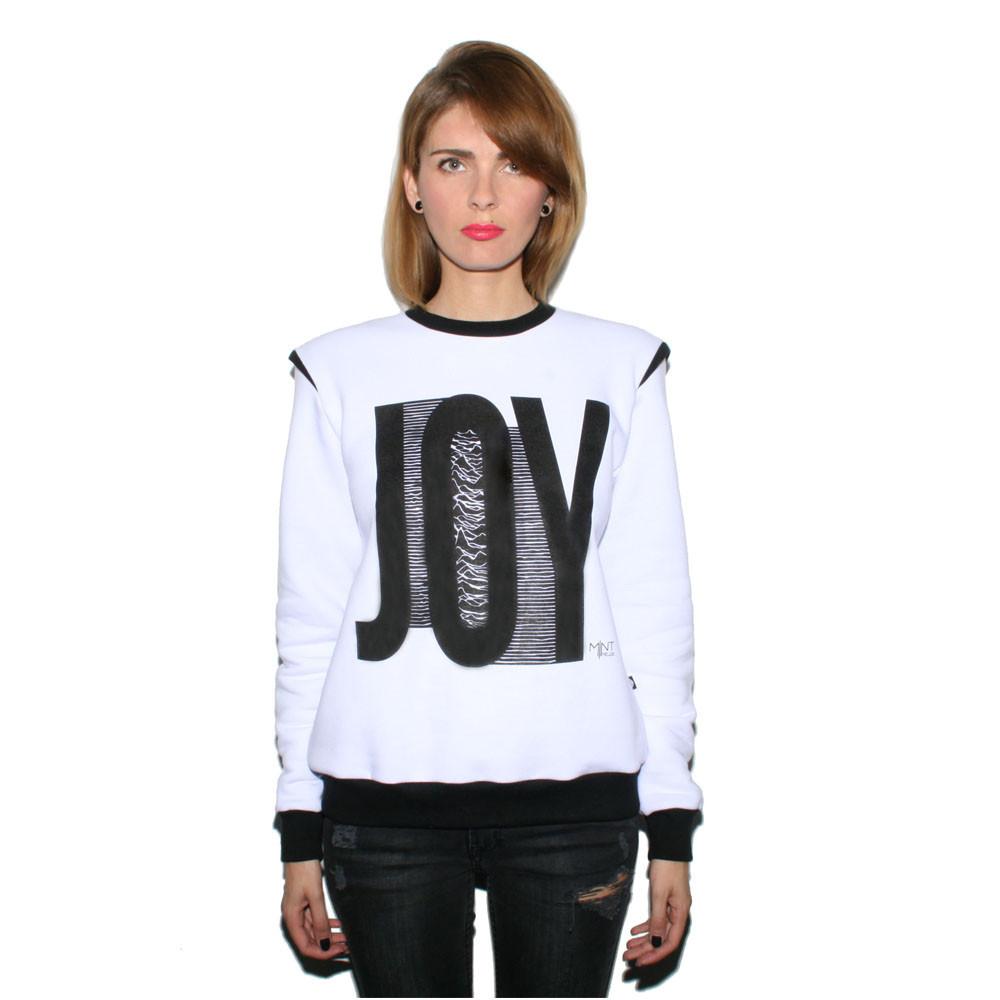 JOY Shoulder Wing Sweatshirt   Mintfields