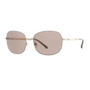 Chloe sunglasses 2163 color brown gold