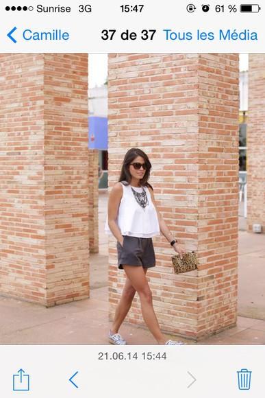 taupe shorts beige short jessiekass blogger