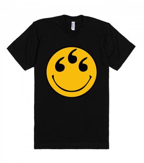 Three eye smile