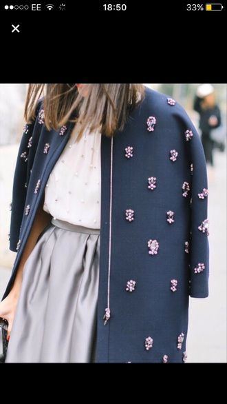 coat where to get this coat not anything similar classy navy