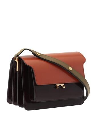 bag shoulder bag leather ocean