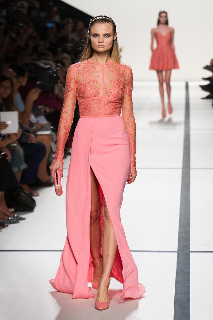 Elie Saab Spring 2014 Runway Show | Paris Fashion Week