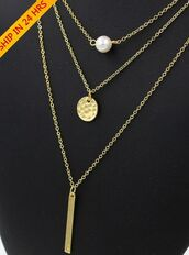 jewels,necklace,pearl,gold,chain,coin