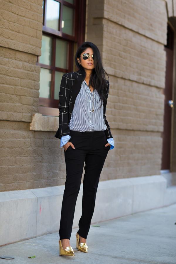 walk in wonderland blogger jacket jewels anarchy street shirt pants shoes