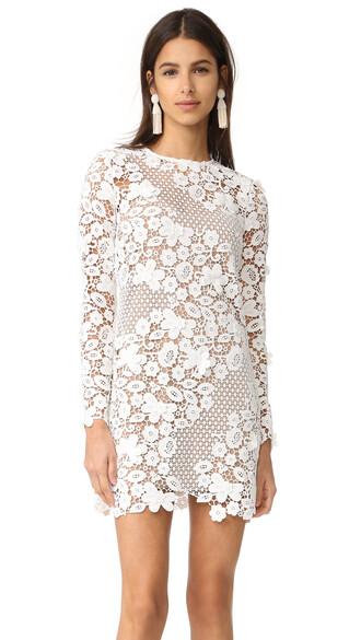 dress mini dress mini floral white