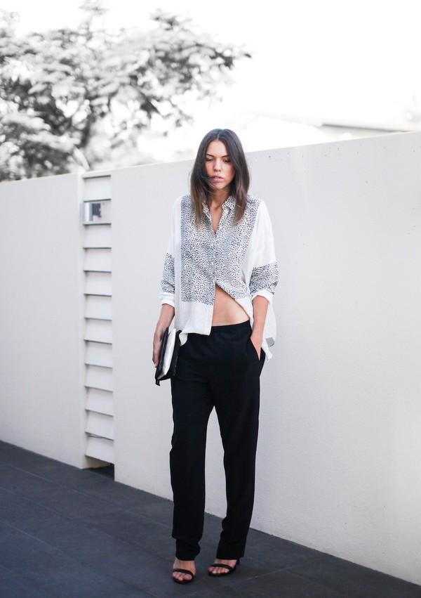 modern legacy shirt pants shoes bag