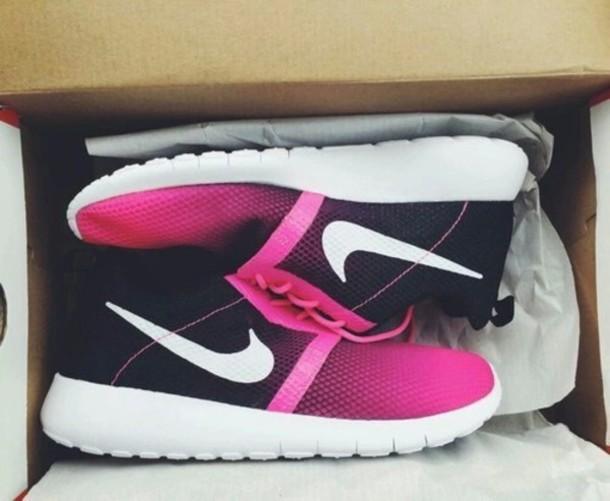 shoes nike running shoes nike nike roshe run pink running nike roshe run roshes jordan air jordan