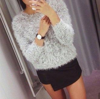sweater sixkisses winter