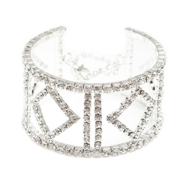 jewels crystal bracelet elegant