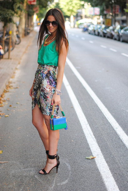 fashion vibe skirt