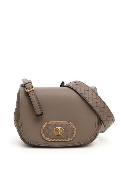Bottega Veneta Nappa Bv Luna Mini Bag