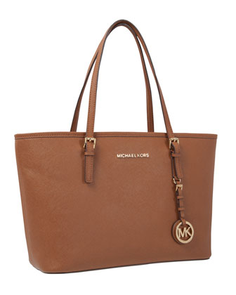 MICHAEL Michael Kors  Jet Set Saffiano iPad Travel Tote - Michael Kors
