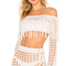 Lovers   friends stellar sweater in white from revolve.com
