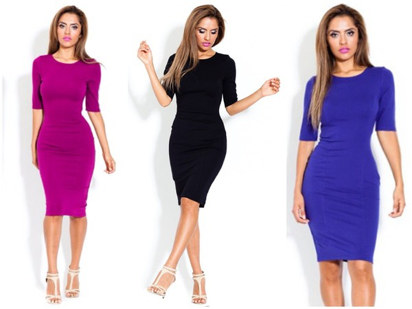 ootd bodycon dress