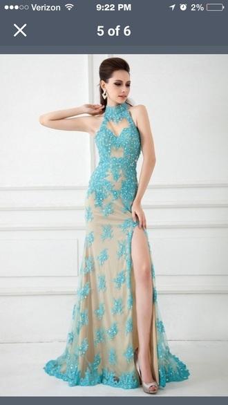 formal prom dress formal dress blue dress frozen wheretoget?