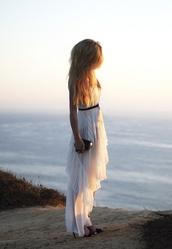 dress,beautiful,white dress,gorgeous,white long dress,white,jacket