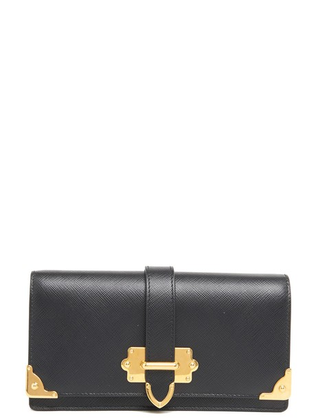 Prada clutch black bag